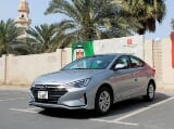 Photo Rent a 2020 Hyundai Elantra in Dubai - AED 99...