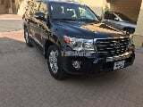 Photo Used Toyota Land Cruiser 4.6 GXR 2013
