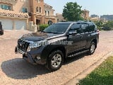 Photo Used Toyota Land Cruiser Prado 5 Dor 4.0L GXR 2014