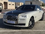 Photo Used Rolls Royce Ghost 2017