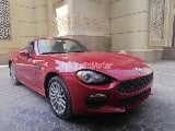 Photo Used Abarth 124 Spider 1.4T (170 HP) 2018