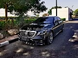 Photo Used Mercedes-Benz S-Class S 560 4MATIC 2018