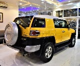 Photo AMAZING Toyota FJ Cruiser 2009 Model! In Yellow...