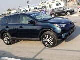 Photo Toyota rav le 4wd green 2017