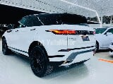 Photo Used Land Rover Range Rover Evoque 5 Door 2019