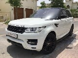 Photo Used Land Rover Range Rover Sport 2014