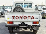 Photo Toyota Land Cruiser Pickup V6 4.2L Diesel