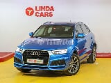Photo Used Audi Q3 40 TFSI Design quattro (220 HP) 2018