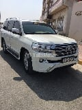Photo Used Toyota Land Cruiser 2018