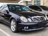 Photo Mercedes benz e500 brabus - (2001) - (V8) -...