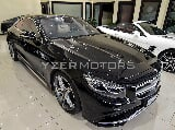 Photo Mercedes-Benz S 63 AMG Coupe 5.5 V8 4MATIC