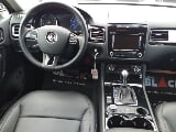 Photo Volkswagen touareg v6 2014 black - gcc...