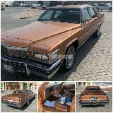 Photo Used Cadillac Brougham 1979
