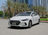 Photo Rent a 2018 Hyundai Elantra in Dubai - AED 90...
