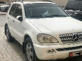 Photo Used Mercedes-Benz ML350 2004