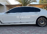 Photo Used BMW 7 Series 750Li 2016