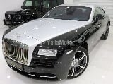 Photo Used Rolls Royce Wraith Coupe 2015