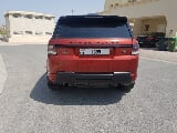 Photo Range Rover sport 2014 Gcc Supercharge