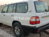 Photo Used Toyota Land Cruiser 4.6 GXR 2003