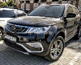 Photo Used Geely Emgrand X7 Sport 2018