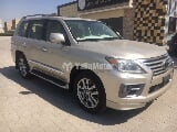 Photo Used Lexus LX 570 2015
