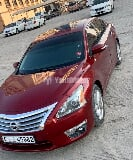 Photo Used Nissan Altima 2.5 SL 2013