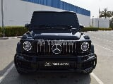 Photo Used Mercedes-Benz G 63 AMG 4x4 2020