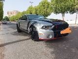 Photo Used Ford Mustang 3.7L Fastback 2010