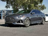 Photo Used Hyundai Sonata 2.4L Top 2018
