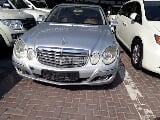 Photo Used Mercedes-Benz E-Class E 200 AMG 2007