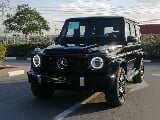 Photo Mercedes- Benz G500 2020 GCC whit service contract
