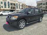 Photo Nissan armada LE 2009(GCC) for sale