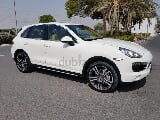 Photo Porsche cayenne's 4.8 2012 model fully loaded...