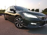 Photo Honda Accord 2016 full option