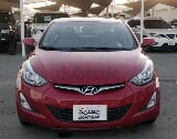 Photo Aed 440 / month | hyundai elantra | 2015 | 1.8...