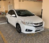 Photo Honda City EX - 2014 / Pearl White