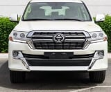 Photo Toyota Land Cruiser GXR 2020 Gcc specs