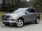 Photo 2015 Mercedes-Benz ML350