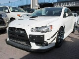Photo Used Mitsubishi Lancer Evolution 2012