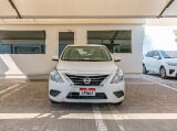 Photo Rent a 2021 Nissan Sunny in Dubai - AED 92 per day