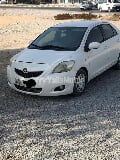 Photo Used Toyota Yaris Sedan 2009