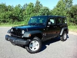 Photo Jeep wrangler unlimited 4wd right hand drive...