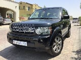 Photo Used Land Rover LR4 2013