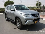 Photo Toyota Fortuner EXR 2.7 4X4