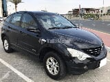 Photo Used SsangYong Actyon Sport 2007