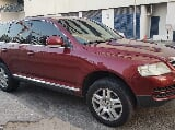 Photo Volkswagen Toureg