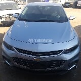 Photo Used Chevrolet Malibu 2.0L Turbo LT 2017