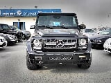 Photo Mercedes-Benz G 55 AMG 5.4 V8