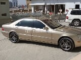 Photo Used Mercedes-Benz S-Class S 500 2002