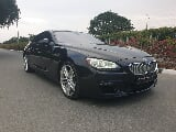 Photo Bmw 650i m kit grand coupe 2013 full loaded gcc...